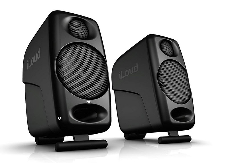 IK Multimedia iLoud Micro Monitors ultra-compact