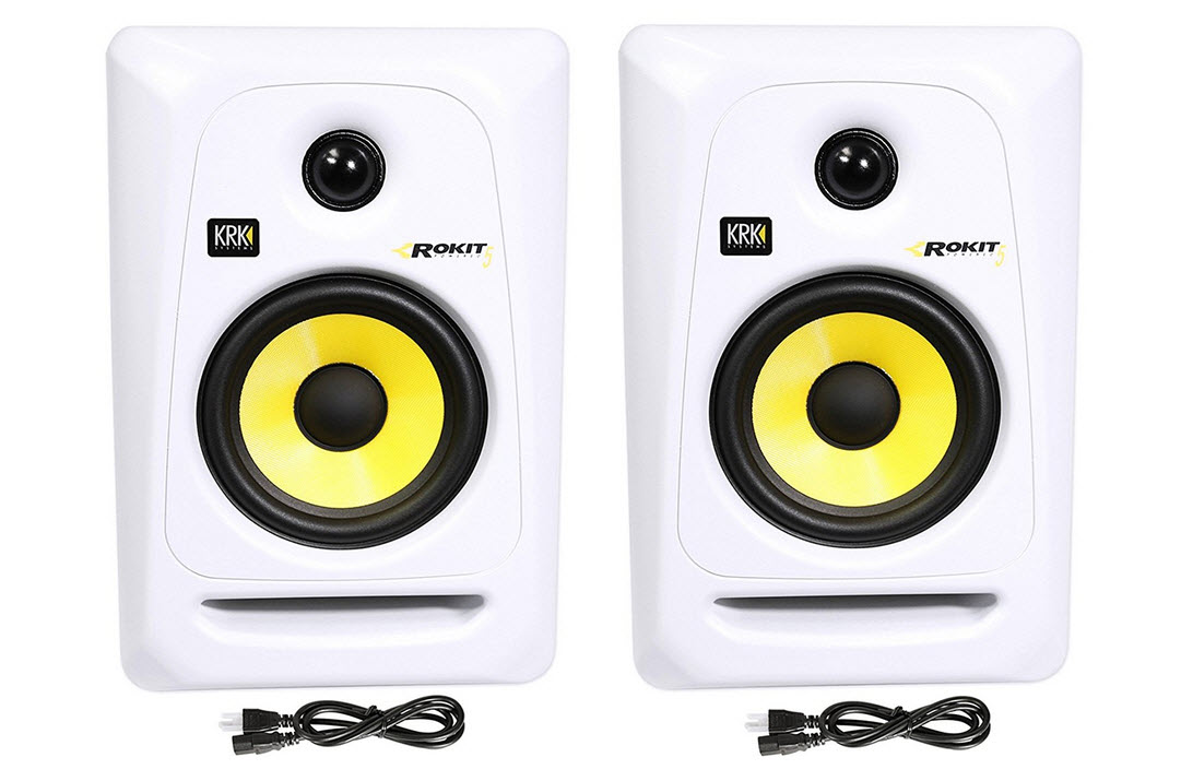 KRK RP5G3W-NA Rokit 5 Generation 3 Powered Studio Monitor