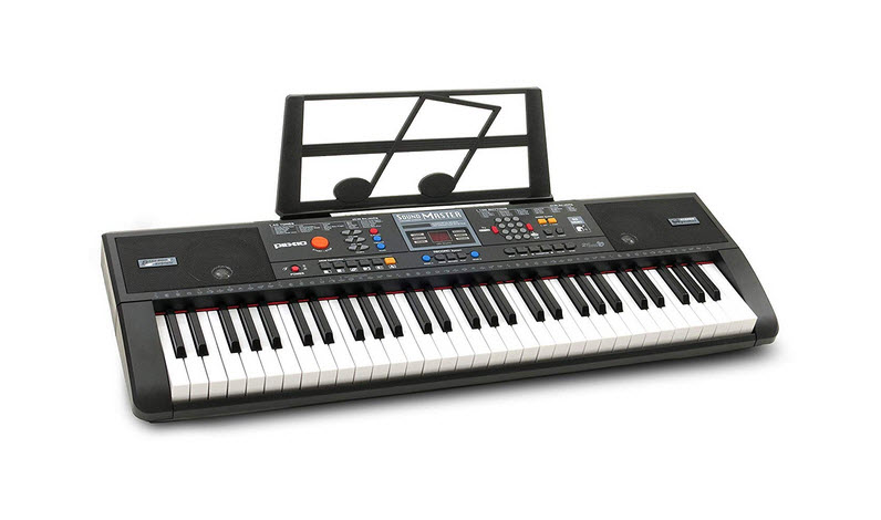 Plixio 61-Key Digital Electric Piano