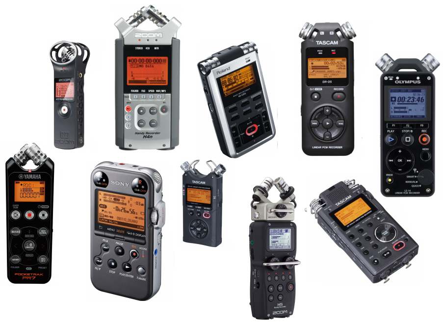 Top 10 Best Portable Audio Recorders For 2021 Reviews Load Records