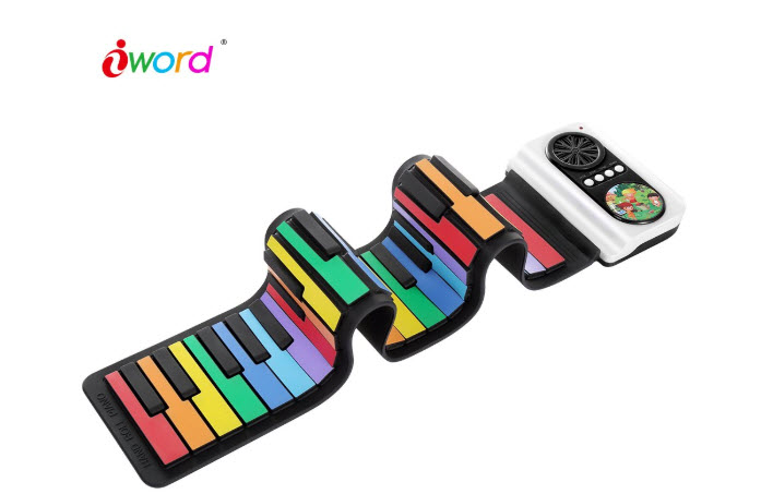 37 Roll Up Piano for Kids IWORD