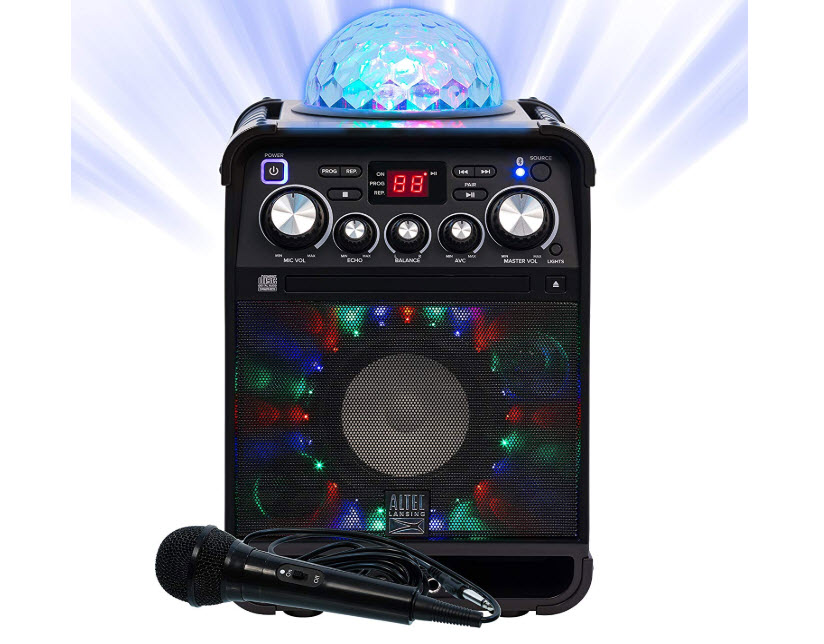 Altec Lansing Party Star Karaoke Machine