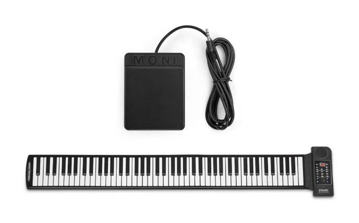 Flexzion Portable Roll Up Piano