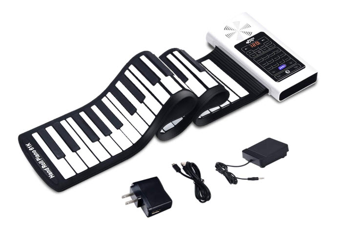 HONEY JOY Foldable Piano