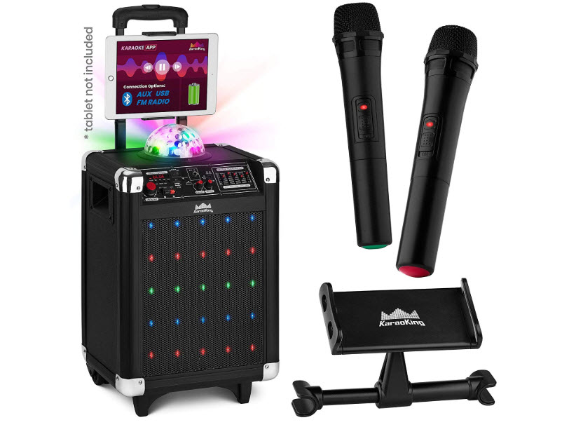 Top 10 Best Karaoke Machines For 2020 Reviews | Load Records