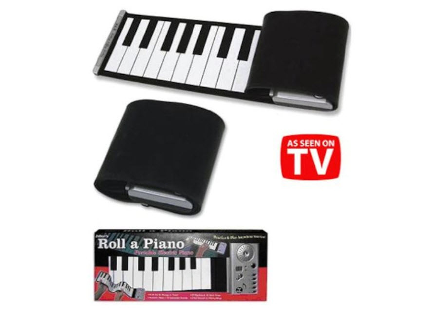 Roll-up Electric Piano AS Seen On TV