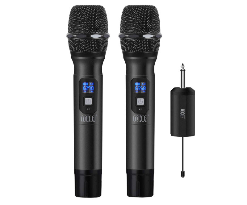 TORON Wireless Microphone System
