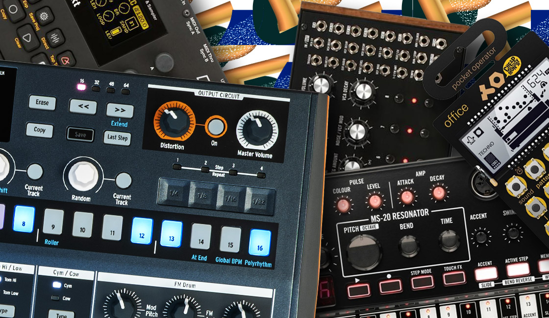 top 10 best drum machines for 2019 reviews load records. Black Bedroom Furniture Sets. Home Design Ideas