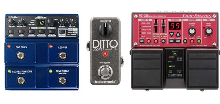 best loop station 2019 Top 10 Best Looper Pedals for 2019 Reviews | Load Records