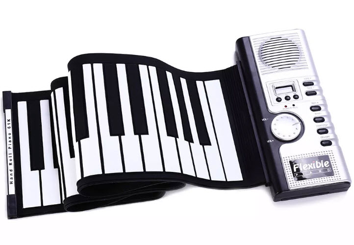 Top 10 Best Roll Up Pianos for 2019 Reviews | Load Records