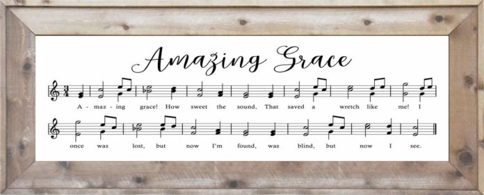 Amazing Grace Guitar Chords - Learn to Play | Load Records