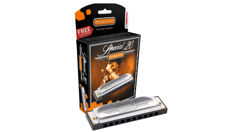 Hohner Special 20 Harmonica Major C