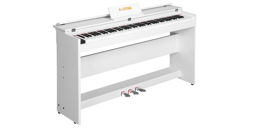 LAGRIMA 88 Key Electric Digital Piano