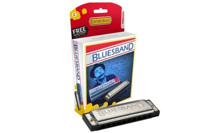 Hohner 1501BX Blues Band Harmonica C