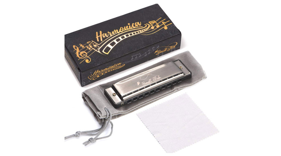 Harmonica for Toddlers, Kids, and Adults Musical Instrument