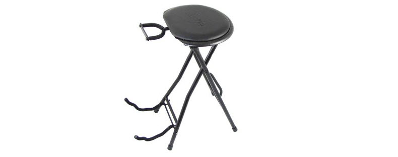 ProRock Gear Guitar Stool and Stand