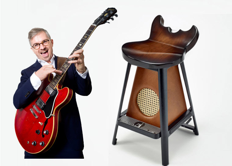 Awe Inspiring Top 10 Best Guitar Chairs And Stools For 2019 Reviews Load Ocoug Best Dining Table And Chair Ideas Images Ocougorg