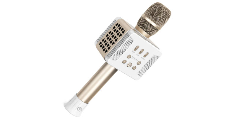 Tosing Wireless Bluetooth Karaoke Microphone