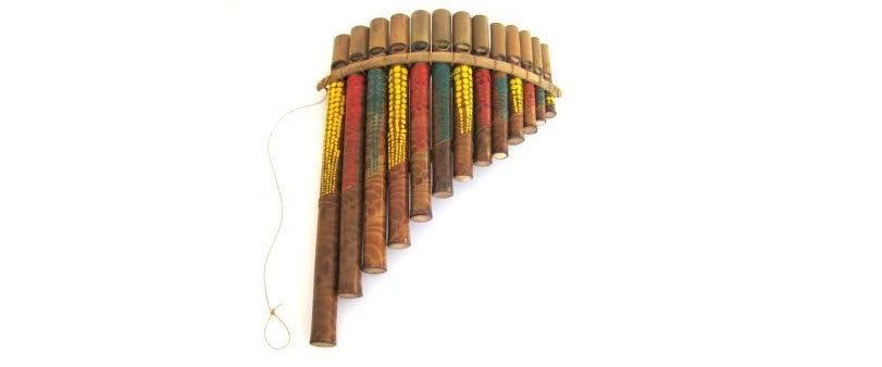 Panflute Percussion Woodwind Instrument
