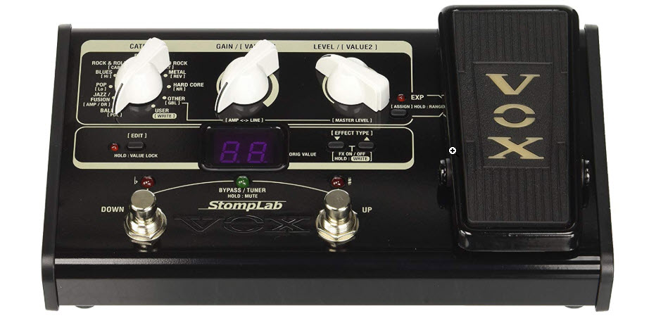 Vox StompLab 2G Pedal