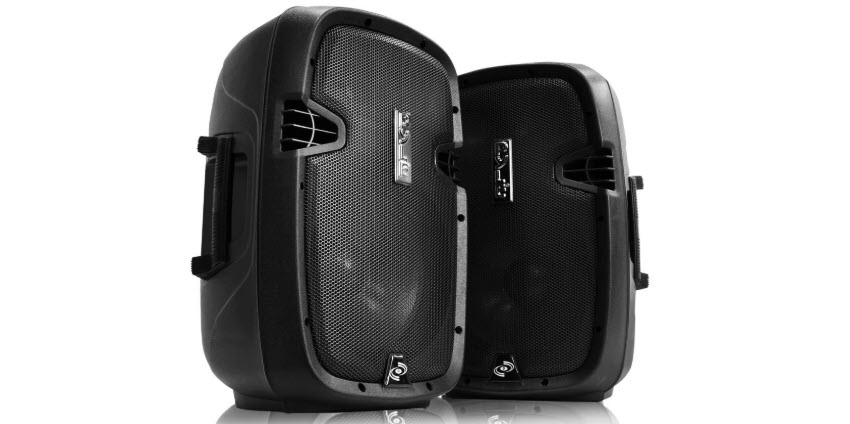 Wireless Portable PA Speaker System 1000-watt