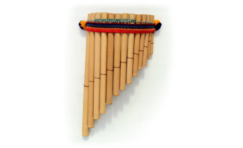 Zampona Pan Flute - Traditional Design