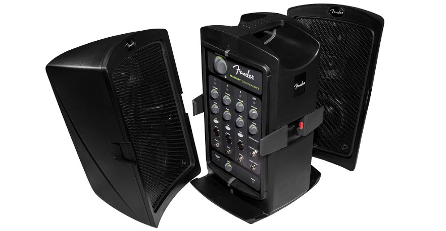 Fender Passport Conference PA Speaker System