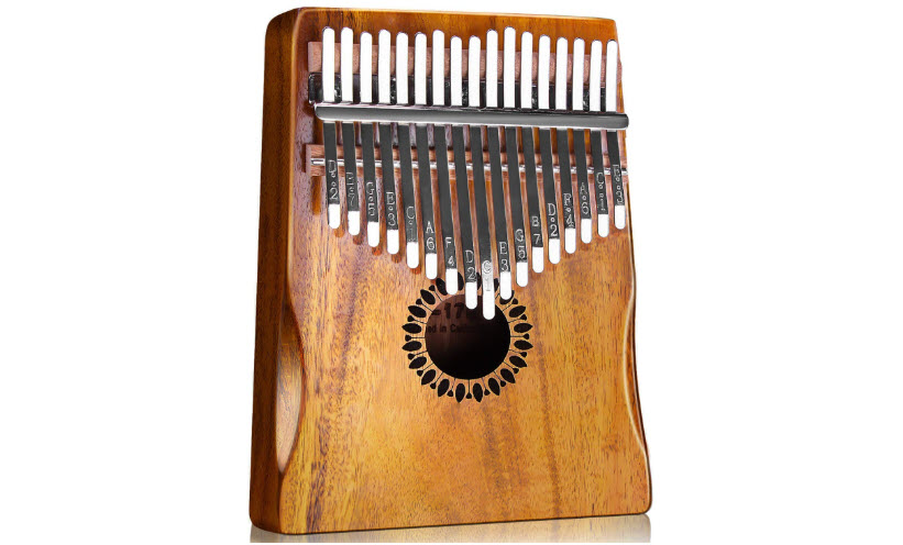 Kalimba Thumb Piano 17-Key Portable Mbira