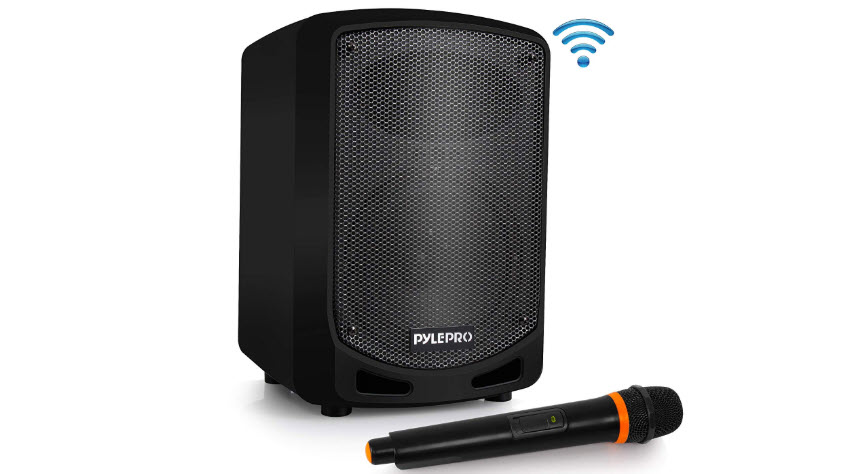Pyle Bluetooth Karaoke PA Indoor/Outdoor Portable System