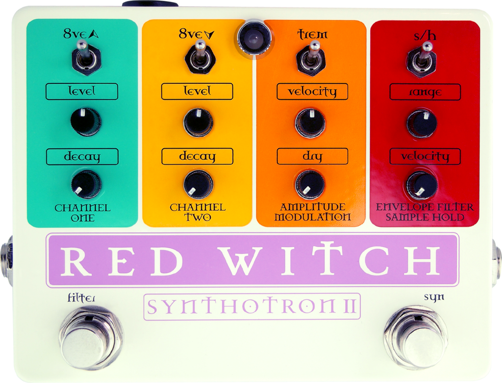 Red Witch Synthotron II