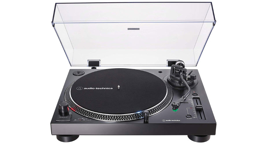 Audio-Technica AT-LP120XUSB Direct-Drive Turntable