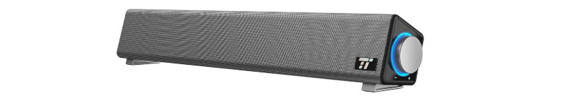 TaoTronics Computer Speakers, Wired Computer Sound Bar
