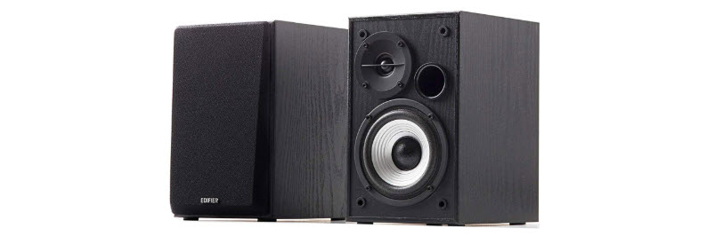 Edifier R980T 4in Active Bookshelf Speakers